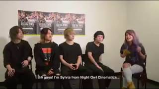 ONE OK ROCK ANSWERS FAN'S QUESTIONS || ONE OK ROCK WARNER MUSIC SINGAPORE INTERVIEW