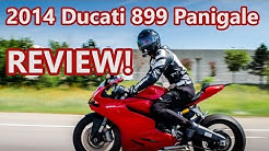 2014 Ducati 899 Panigale Review!