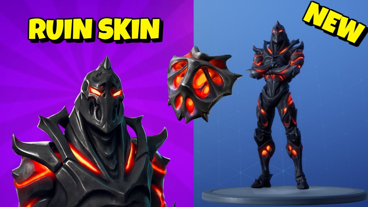 Fortnite Ruin Skin Season 8 | Fortnite Cheat Engine Table