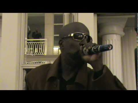 "Aaron Hall - ""I Miss You"" Acapella Version Live @ the Arcadian Court, Toronto, ON - 12/05/10"