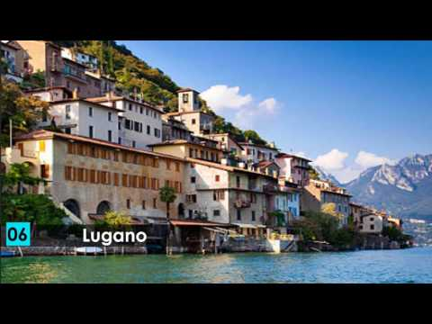 Top 10 places to visit in Switzerland | most beautiful places in Switzerland | Wacky Alan