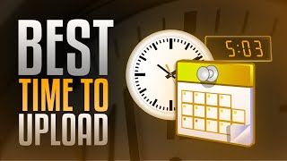 The Best Time to Upload a YouTube Video on Your Channel! (2015/2016)