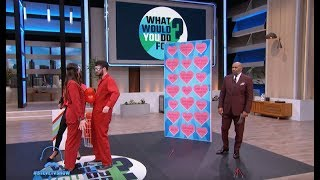 What Would You Do For This Valentine's Day? || STEVE HARVEY