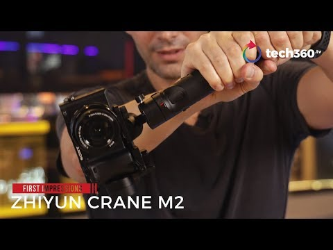 Zhiyun Crane M2 First Impressions: This Might Just Be Your Next Gimbal