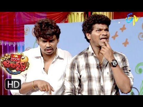 Avinash Karthik Performance | Extra Jabardasth |20th April 2018 | ETV Telugu