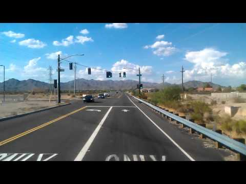 Roaming around the Buckeye area of Phoenix, Arizona