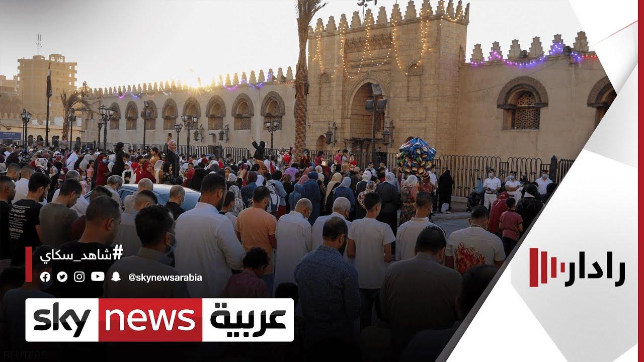 أجواء احتفالية محدودة في العديد من المدن بسبب كورونا | #رادار  - نشر قبل 9 ساعة