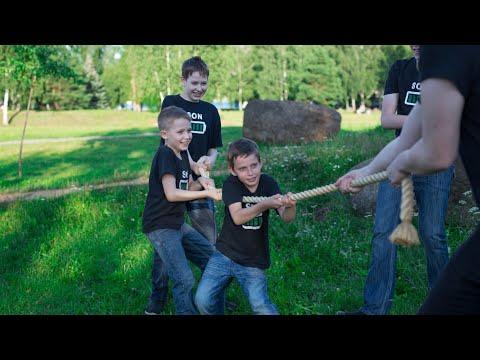 математическая игра  ПАРКОВКА. Играем с мальчишками.