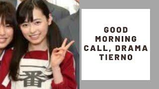 Good morning #call, #drama #tierno ❤️ Good Morning Call (グッドモーニング・コール guddomōningu kōru), es una serie de televisión japonesa romántica de ...