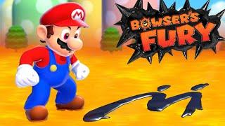Bowser's Fury: The Floor is Lava - Full Game Walkthrough