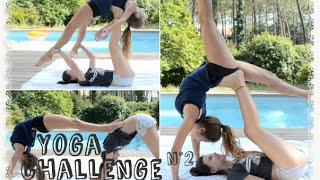 ♡ Yoga Challenge N°2: Niveau Supérieur !