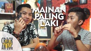 Download Video Mainan Paling Laki! #AYOKITAPECAHKAN MP3 3GP MP4