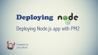 Deploying Node.js App With PM2