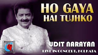 Ho Gaya Hai Tujhko | Dilwale Dulhania Le Jayenge | ShahRukh | Kajol | Udit Narayan | Live In Concert
