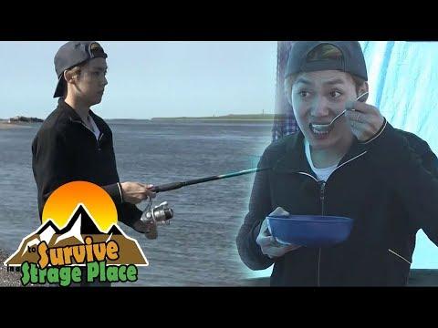 ['JINWOO' In Kamchatka, Russia] Tasting Salmon Roe 20170903