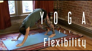 Yoga For Flexibility 7 Day Challenge Day 1