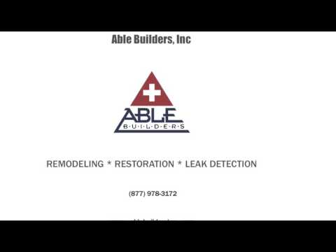 leak-detection-clearwater-fl---water-leak-detection-services-able-builders,-inc-clearwater