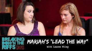 Breaking Down The Riffs w/ Natalie Weiss - Mariah