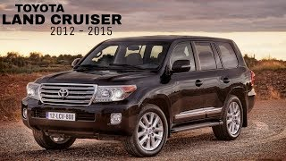 Toyota Land Cruiser 2015 detailed review | Price | Specs | Mileage.