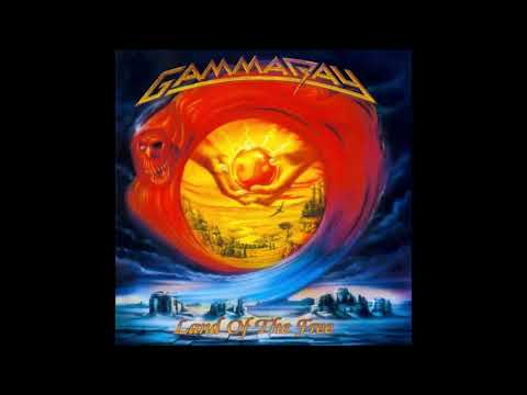 Farewell - Gamma Ray (Studio version + Lyrics in description)