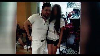 Menor De Edad (14 años)  acusa a Roberto Tapia de abuso sexual