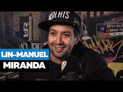 Lin-Manuel Miranda Speaks on Mike Pence,  Harvey Weinstein & Helping Puerto Rico