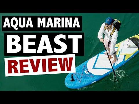 Aqua Marina BEAST Review (2018 Inflatable SUP Model)