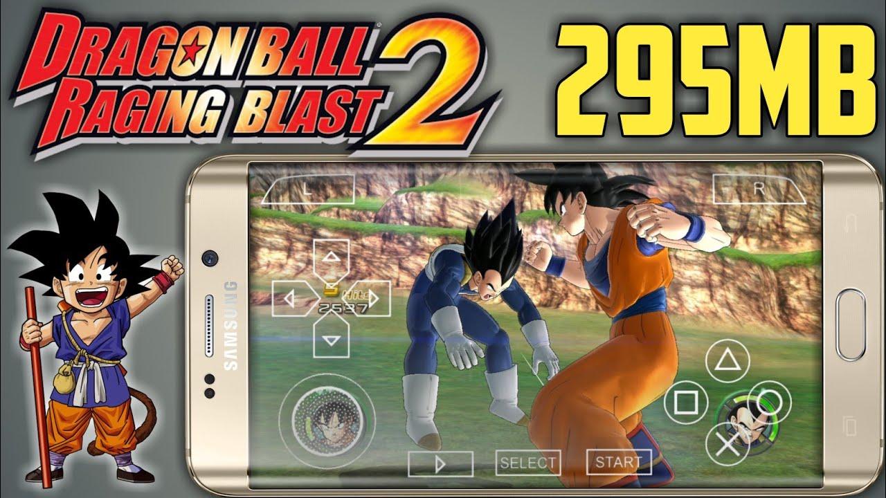 Dragon Ball Z Raging Blast 2 Download