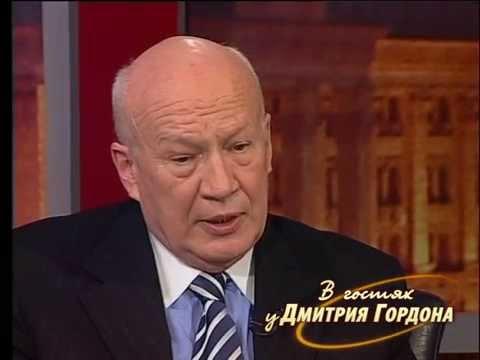 """Владимир Горбулин. """"В гостях у Дмитрия Гордона"""" (2005)"""