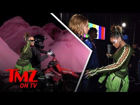Rihanna's Rad Fashion Show! | TMZ TV