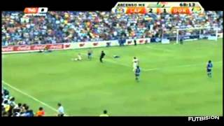 La Piedad vs Dorados 3-1 Final Vuelta Apertura 2012 Ascenso MX - Goles + Festejos