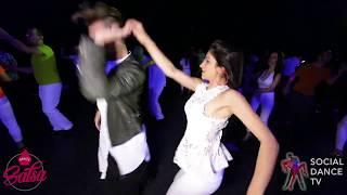 Jonatha Casarin & Busra Araci - Salsa Social Dancing | GRAZy Salsa Festival 2019 (Graz, Austria)