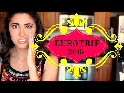 PLANNING MY EUROPE TRIP 2015