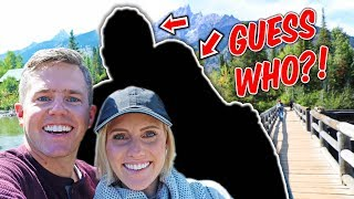 FAMILY VACATION with SURPRISE GUESTS! Can you Guess Who?!