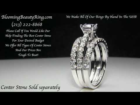 """unique-triple-shank-""""ring-wrap""""-style-engagement-wedding-anniversary-ring"""