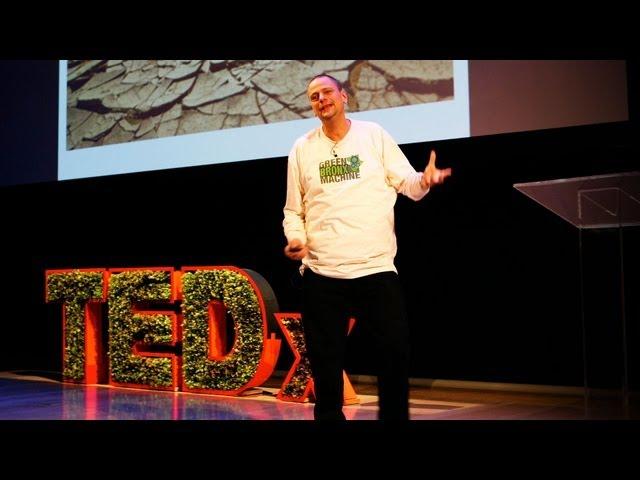 Stephen Ritz: A teacher growing green in the South Bronx