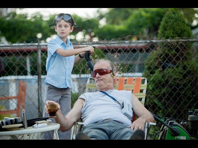 ビル・マーレイとジェイデン・リーバハーの掛け合いが秀逸!映画『ヴィンセントが教えてくれたこと』予告編パート2