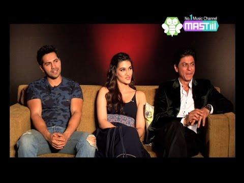 Shah Rukh Khan,Kriti Sanon & Varun Dhawan | Dilwale | See Taare Mastiii Mein (Episode 44)