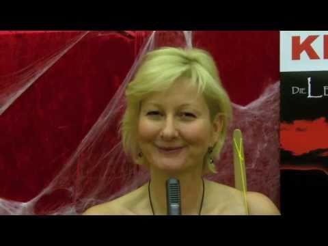Spiel '10: Interview zu Krimi Total mit Kathleen Parma