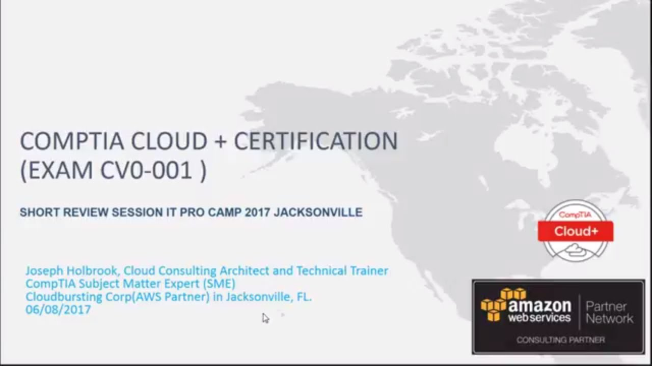 Comptia cloud plus certification prep session youtube comptia cloud plus certification prep session xflitez Image collections
