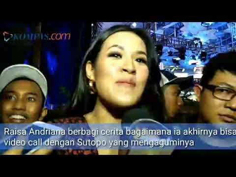 Cerita Raisa Bisa Video Call dan Kagumi Balik Sosok Sutopo BNPB Mp3