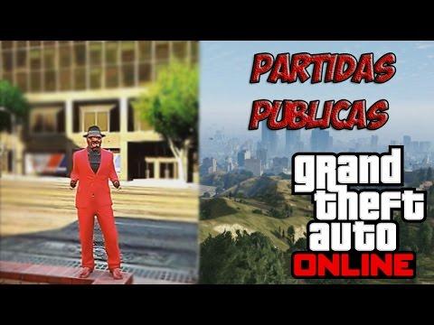 Buscando amistad en Secciones Publicas!! - GTA 5 ONLINE (PS3)