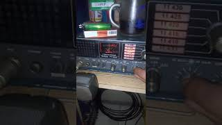 Check in Net Nusantara frekuensi 11 mc dgn Yaesu FT 180A