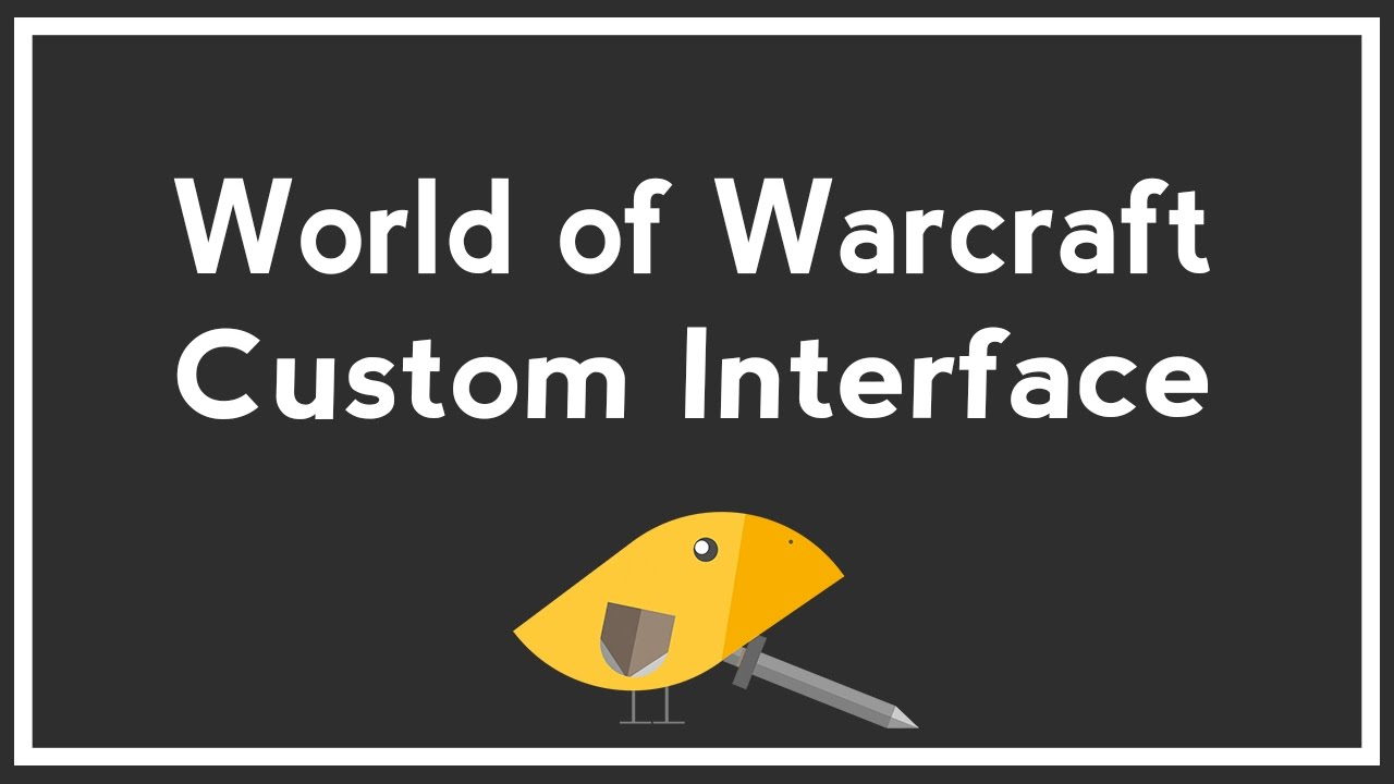 How To Make Custom Text Elvui
