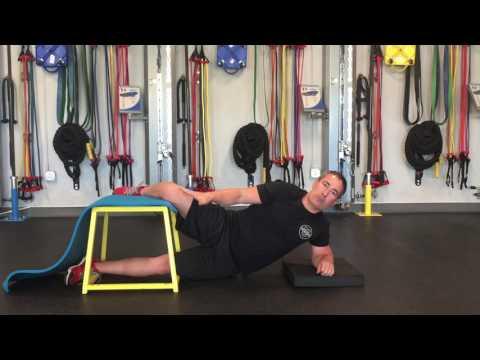 Copenhagen Hip Adduction Exercise: NT Version