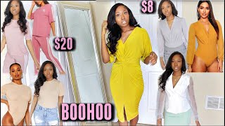 NEW IN BOOHOO TRY ON HAUL Spring Summer 2020