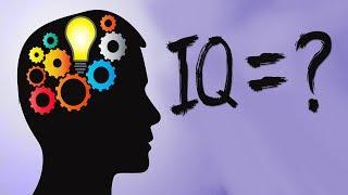 IQ ТЕСТ, КОТОРЫЙ МЫ ЗАСЛУЖИЛИ