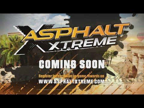 Asphalt Xtreme – Nile Valley Teaser Trailer