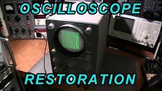 Oscilloscope Restoration