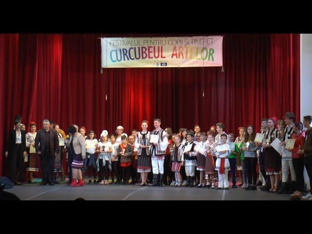 """""""CURCUBEUL ARTELOR"""", EDIȚIA 2019  - SECȚUNEA DANS"""